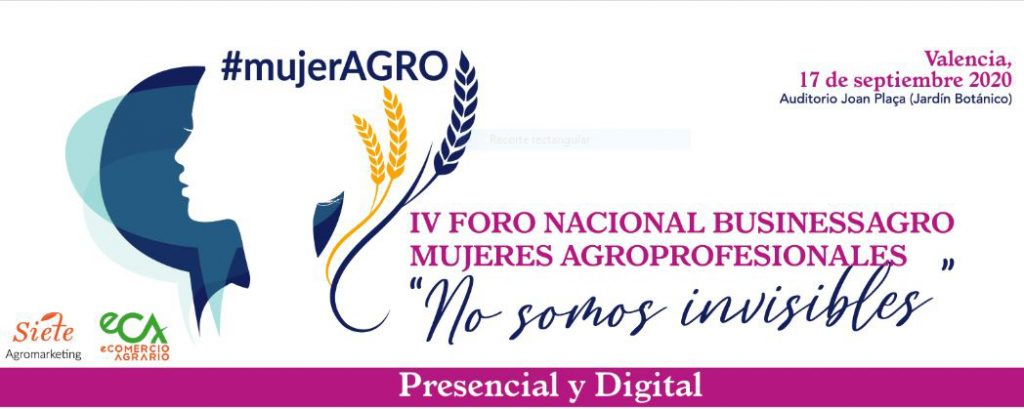 IV Foro Nacional BusinessAGRO Mujeres Agroprofesionales