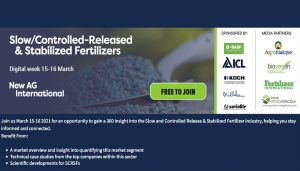 Slow and Controlled Release & Stabilized Fertilizer industry